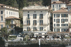 Rainforest Travel Shop Inc. books All Major Hotels - hotel Florence in Bellagio Italy